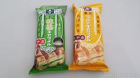 GS25 모리나가 녹차 밀크카라멜 아이스크림 비교!