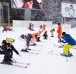 대한민국 최초 스키 국가대표 임경순 선생, 저소득층 어린이 스키 선생님 되다