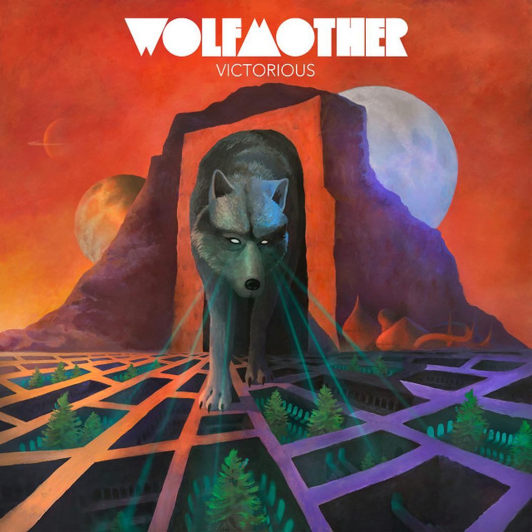 Wolfmother, 날카로운 이빨, 예리한 발톱을 다시 손질하고 맹렬히 질주하는