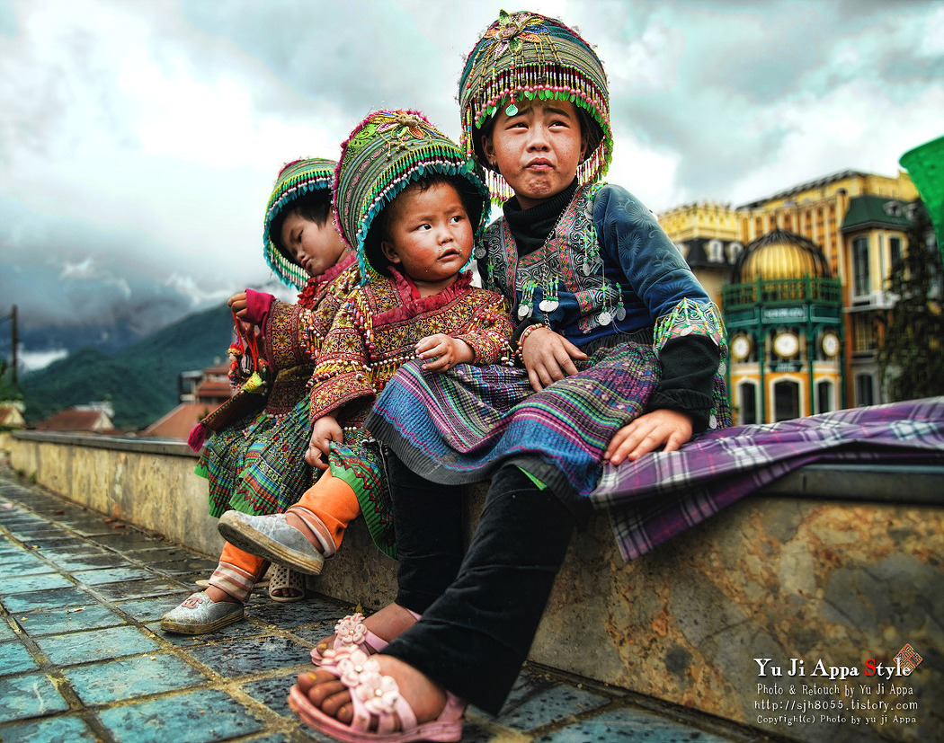 베트남(풍경+인물)...4