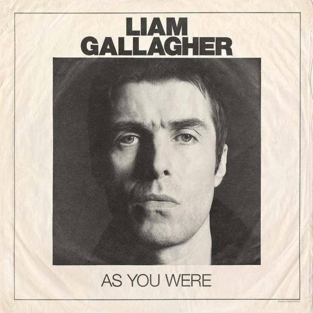 LIAM GALLAGHER, 싱어 송 라이터로 새로운 커리어를 시작하게 된 리암 갤러거의 첫 솔로앨범