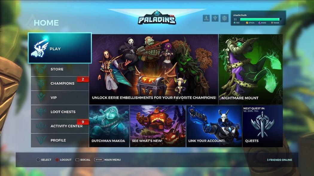 PS4 팔라딘스 -브루스 버퍼 어나운스 팩 구매