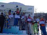 2012년 제4회 지산배 오픈스키 챔피언십, 김준형 demo 우승!!