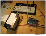 아두이노로 손바닥 프린터 제어하기 (영수증 프린터, Thermal Printer)