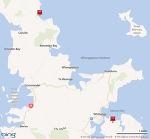자동차타고 돌아본 50여일간의 뉴질랜드 전국일주 30회 Cooks Beach-Whitianga -Coromandel-Waikawau Bay