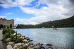 레이크 루이스(Lake Louise) - 캐나다 서부 렌트카 여행