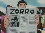 사신 사바토를 고용해서 골칫덩이를 제거하려던 레이몬드 사령관 쾌걸 조로 怪傑ゾロ Kaiketsu Zorro 殺しのフラメンコ・ギター 제8화