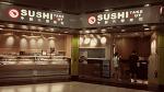 홍콩의 스시 테이크아웃 SUSHI TAKE OUT전문점 争鮮外帶寿司
