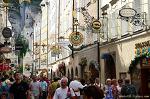 오스트리아- 세상에서 제일 아름다운 거리 게트라이데(Getreide gasse)
