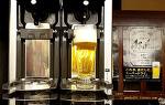 북해도여행- 맥주 따라주는 기계 동영상 보셨나요?