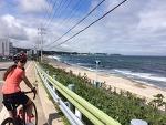 [국토종주] 동해안 자전거길 종주 1일차, 양양죽도해변 - 통일전망대