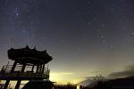 Polaris and Big Dipper 북극성과 북두칠성