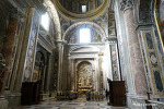 [로마여행] 아름다운 대리석 장식의 향연, 성 베드로 대성당
