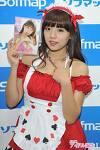 [2014.10] [Youtube] 시노자키 아이 (Ai Shinozaki,篠崎愛) - 시노자키 아이 22세에서 40번째 DVD G컵 앨리스 코스프레로 등장! DVD『 Lovely』 발매 기념 이벤트