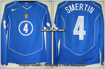 "04/06 Russia Away L/S No.4 ""Smertin"" Player Issue WC06 Qualifier Ver. (SOLD OUT)"