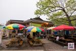 [부안 맛집] 내소사 일주문 앞의 느티나무 식당