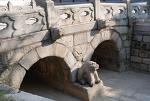 창덕궁 금천교, 진선문, 인정전, 인정문 주변의 궐내각사