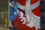 샌프란시스코, 거리의 예술 그래피티.