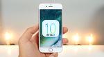 iOS 10 베타8 IPSW 다운로드 링크 및 iOS 10 퍼블릭 베타7 업데이트 방법