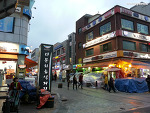 Anshan Da Mun Hwa Gil (means Multicultural Food Alley) - experience foreign country and feel nostalgia