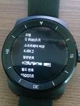 G Watch R 4.4W.2 업데이트 나왔어요.