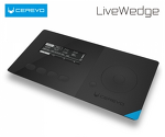 CEREVO Live Wedge / LiveWedge / 라이브웻지 / 라이브웨지 , HD스위처, HDMI 4채널 비디오 믹서, Live Broadcasting System & Swither