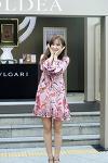 160903 명동 불가리 롯데백화점 유리팬사인회
