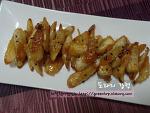 간단하고 맛있는 봄찬 29, 도라지강정~
