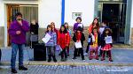 스페인 아이들의 재미있는 모금 활동