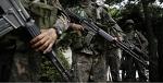 人災에 의한 예비군 사격훈련장 총기사고