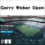 gerry weber open 독일오픈 대진표/일정/중계 정보 ATP 테니스대회