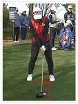 'V1 Golf'어플 골프스윙 정면에서 분석하는 방법
