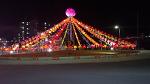 [행복찾기] 부처님 오신날, 함양 주차장사거리 연등 풍경/죽풍원의 행복찾기프로젝트