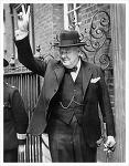 윈스턴 처칠, 영국 본토 항공전을 막아내고 연합국의 승리를 가져오다.