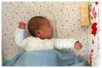 생후 2개월, 너무나 깜찍한 반사반응!