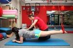 척추측만증스트레칭 근육의 불균형을 바로잡자!