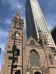 [#난생처음 뉴욕여행 넷째날] #1 #맨하탄 러브마크 LOVE SCULPTURE 배경으로 사진찍기