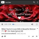 추억의팝송번역-When U R in Love With A Beautiful Woman Dr.Hook