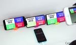 19일차 계속된 아이폰X,갤럭시노트8,갤럭시S8 세티즌의 액정 번인테스트 IphoneX,Galaxy Note8,Galaxy S8 screen burn-in test.