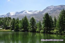 마터호른을 감상하며 즐기는 체르마트 5대 호수 트레킹.