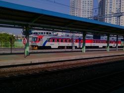 기차 한 컷~