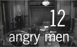 <12명의 성난 사람들 (12 Angry Man), 1957)> - 설득 커뮤니케이션의 진수