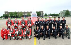 The Red Arrow and Black Eagles
