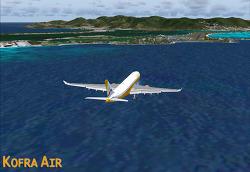한불항공 . Paris → Saint Martin . A330-200 . KFA700X