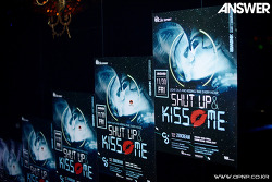 2012. 11. 30. Fri. Shut up and kiss me @ Club Answer