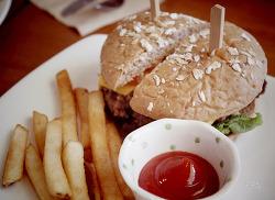 홍대맛집 : 수제버거 전문점 홍대 프랭키 Franky's