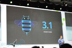 구글 안드로이드 3.1 발표 - 모토로라 줌(Motorola Xoom) 버라이즌용 오늘부터 가능