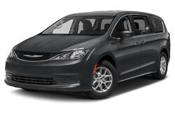 대륙별 최고의 미니밴! 크라이슬러 퍼시피카 VS 뷰익GL8  VS 카니발, 최고의 미니밴?