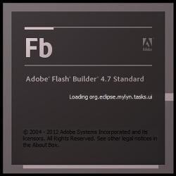 Flash Builder 시작시 창 자동 닫힘 되는경우