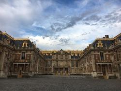 [버락킴의 파리 여행기] 12. 오, 나의 오스칼! 베르사유 궁전에 가다